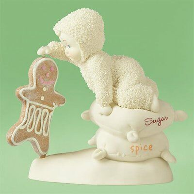 Snow Babies - Finally, A Sweet Man - 811838- New - Boxed