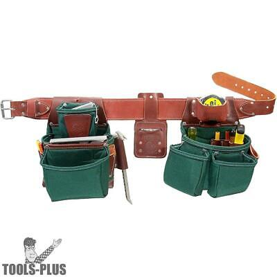 Medium Tool Belt OxyLights Framer Package Occidental Leather 8080DBM New