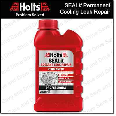 Holts Radweld Sealit Permanent Engine Block & Head Gasket Leak Repair HREP0101A