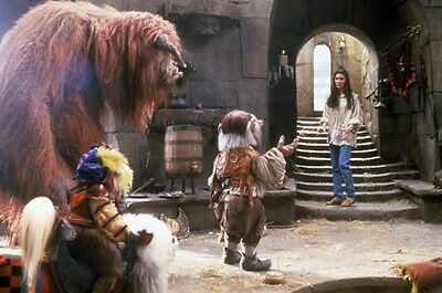"Labyrinth [Cast] 8""x10"" 10""x8"" Photo 60165"