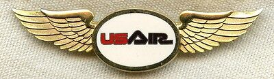 Circa 1980's US Air Flight Attendant Wing 1st Issue by Balfour