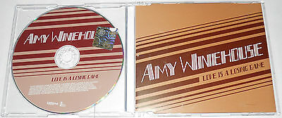 "AMY WINEHOUSE - LOVE IS A LOSING GAME ""1 Track Promo"" - CD Single.."