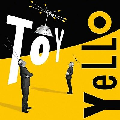 Yello - Toy   Cd New+