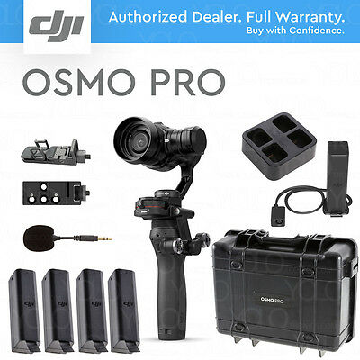 DJI Osmo PRO Combo 4K Camera and 3-Axis Gimbal X5 *** IN STOCK !!!