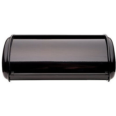 Polder 210201-95 Deluxe Steel Bread Box, Black Sale