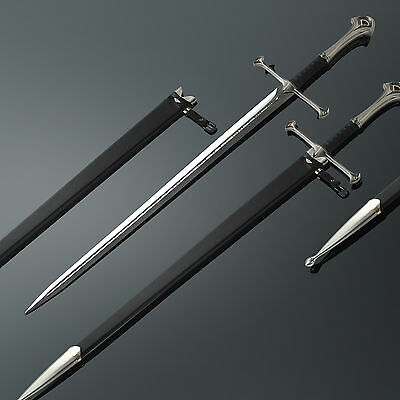 The Lord of the Rings Anduril Sword of King Elessar 1:1 Replica Aragorn