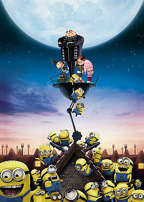 Despicable Me (2010) - A1/A2 POSTER **BUY ANY 2 AND GET 1 FREE OFFER**