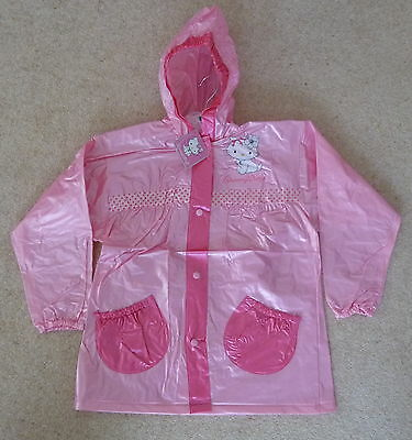 Charmmy Kitty Pink Girls Raincoat New Fully Licenced Genuine Product