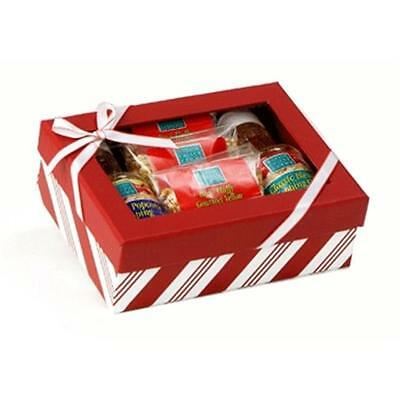 Wabash Valley Farms 45040 Classic Fresh From the Farm Striped Box Gift Set