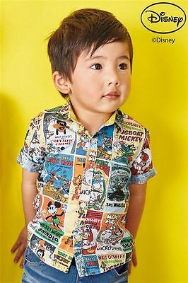 Next Baby Boys Disney Print Shirt, 3-6, 6-9, 9-12, 12-18, and 18-24 Months