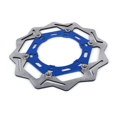 270MM Front Floating Brake Disc Rotor For Yamaha YZ250 YZ250F WR450F YZ450F
