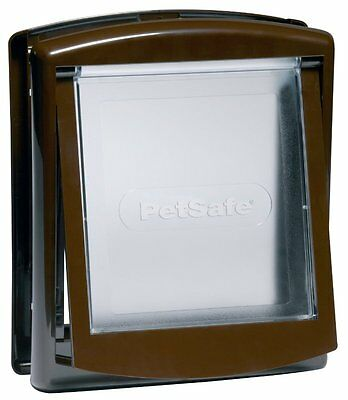 PetSafe Staywell Original 2-Way Pet Door 775EF - Large, Brown