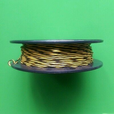 (NEW) General Cable Cross Connect Wire 1PR 22 AWG 300 FT