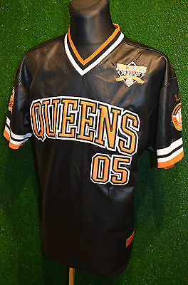 Fubu Fb Athletics Queens 1992 Shirt (Xl/xxl) Jersey Top Trikot Limited Edition
