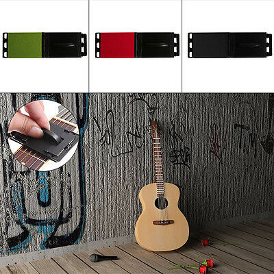 Guitar Bass Strings Scrubber Fretboard Cleaner Polisher Instrument Cleaning Tool