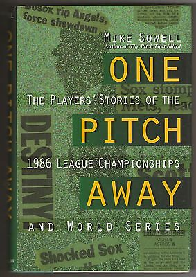 One Pitch Away, Players Stories of the 1986 League Championships & World Series
