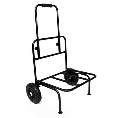BAT-Tackle Evo-X Caddy Transportwagen Karre Trolly Angelwagen Luftbereift Trolle