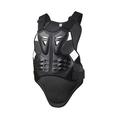 New Motorcycle Back Protector Cycling Body Armour Guard Safe Protective Pads