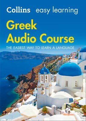 Easy Learning Greek Audio Course: Language Learning the Easy Wa... 9780008205713