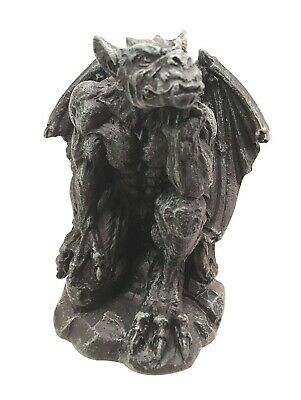 "3.25"" Height King Kong Winged Guardian Gargoyle Decorative Figurine Statue"