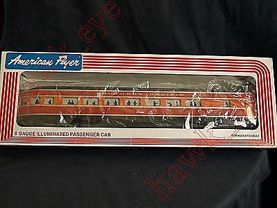 American Flyer 4-9503 Southern Pacific Observation Daylight S SP lighted MIB