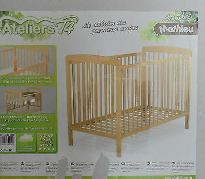 leander vom gitterbett babybett zum kinderbett eur 5 57 picclick de. Black Bedroom Furniture Sets. Home Design Ideas