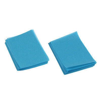 100 sheets face Absorption Oil Film tissues Makeup Control Blotting Papers PK
