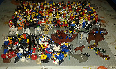 Gros lot personnage lego en vrac star wars harry potter - Personnage star wars lego ...