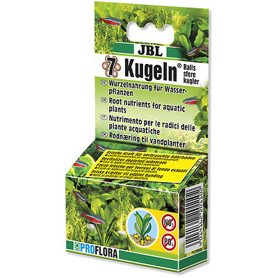 JBL Kugeln The 7 Balls Plant Nutrients @ BARGAIN PRICE!!!