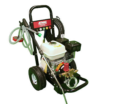 Honda GP 200 Petrol Pressure washer with10 Litre Axial Pump