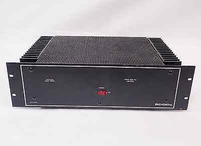 Bogen Communications Hta-250A 250W Mosfet Power Amplifier, Tested And Working!!