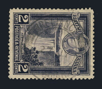 "Guyana / British Guiana - 1946 - ""reliance"" Double Circle Ds On Sg309"