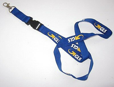 General Logistics Systems GLS Royal Mail Schlüsselband Lanyard NEU (A51)