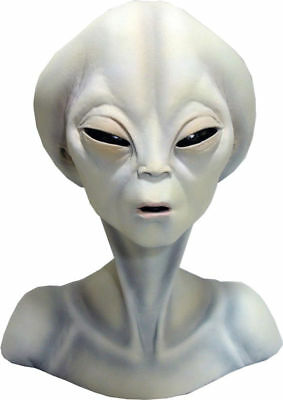 Morris Costumes Roswell Alien Bust Tv & Movie Characters Decorations & Props