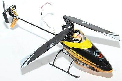 Blade Nano CP S Complete Airframe w Blades Tail Motor Swash Plate Canopy Landing