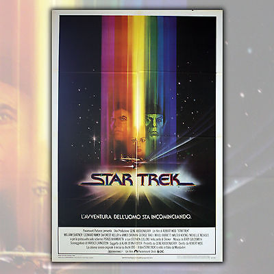 Original Movie Poster Star Trek The Motion Picture - 100x140 CM