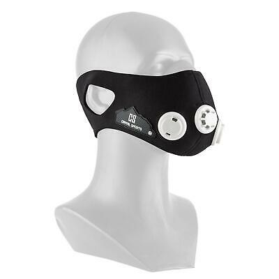 Masque d'entraînement altitude respiration CAPITAL SPORTS Breathor Taille S/M/L