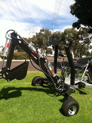 Mini Backhoe, Mini Excavator,towable, Trench Digger,new !!!!!,free Shipping
