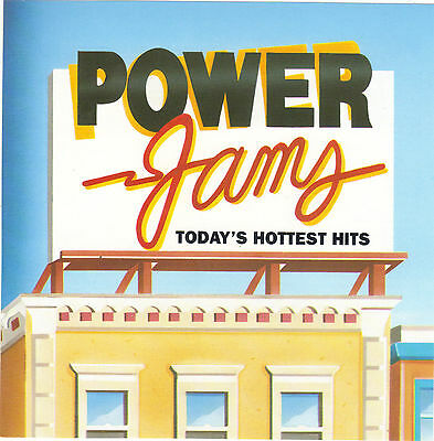 Power Jams I Wanna Be Rich Girls Night Out This Is The Right Time CDs Free Ship