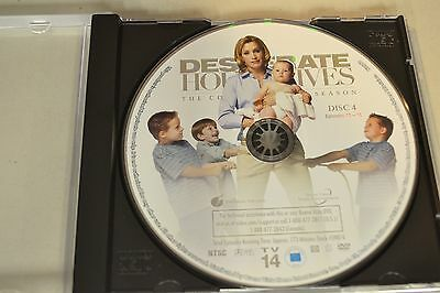 Desperate Housewives First Season 1 Disc 4 Replacement DVD Disc Only 35-327