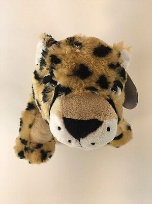 "Kelly Toy 9.5"" Pillow Chum Cheetah ""Spots"" (B645-A92)"