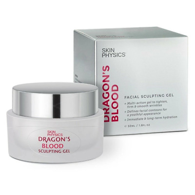 Skin Physics Dragons Blood Facial Sculpting Gel 50ml Anti ageing cream for face