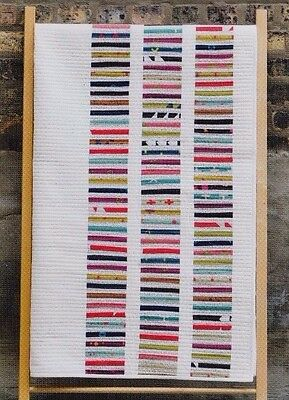 Read Between the Lines - easy pieced quilt PATTERN - Alison Glass
