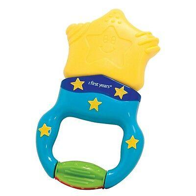 The First Years Massaging Action Teether 1 ea