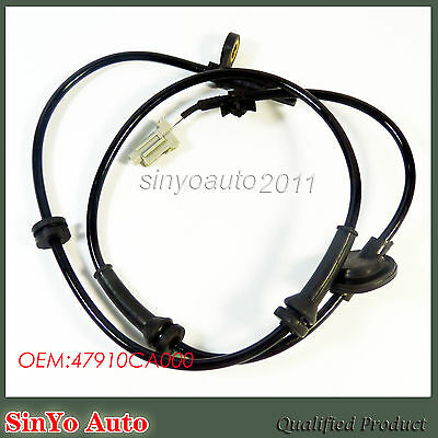 ABS Wheel Speed Sensor Driver for 2003-2007 Nissan Murano Right Front 47910CA000