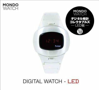 Mondo Watch Digital Watch-Led by Takaharu Hamano 9784860203399 (Hardback, 2016)