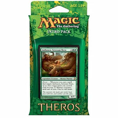 MTG THEROS * Intro Pack - Anthousa's Army