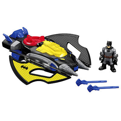 Fisher Price Imaginext DC Super Friends -Batwing New