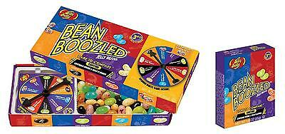 Jelly Belly Bean Boozled Spinner Set 3rd Edition + 1 Refill Pack 45g Candy - New