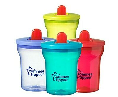 Tommee Tippee 444022 Essentials Free Flow Super Sipper 12m